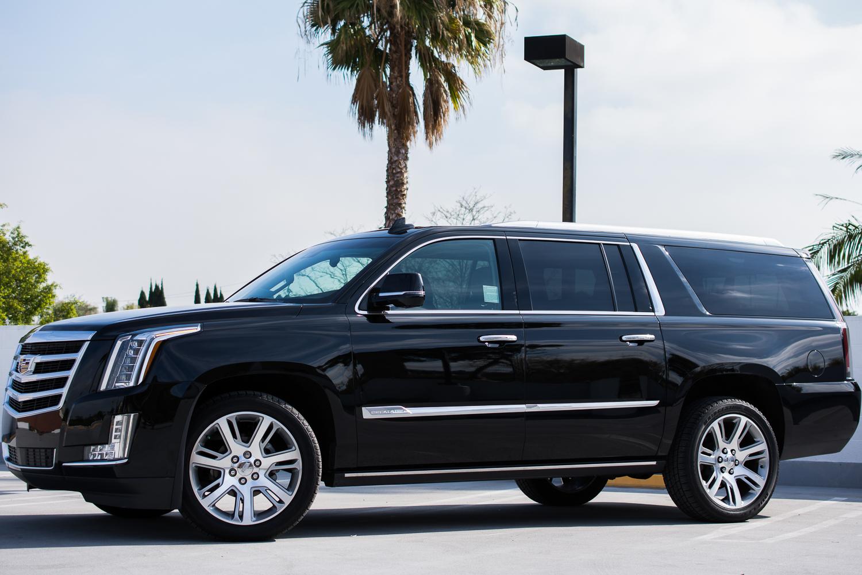 2015 Cadillac Escalade Esv Suv Rental In Los Angeles And