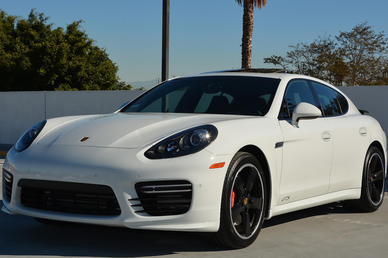 Porsche Panamera Pdk 4 Door Luxury Sedan Al In Los Angeles And Surrounding Cities