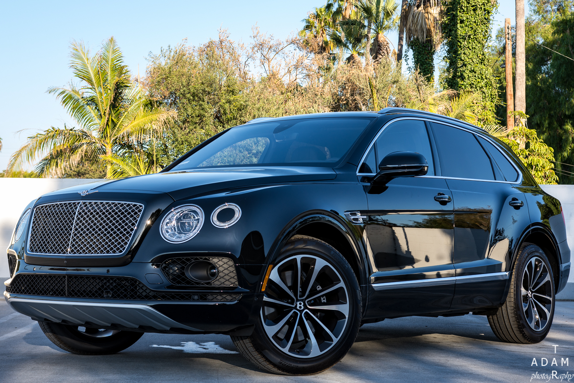rental bentayga a angeles fleet bentley los rent