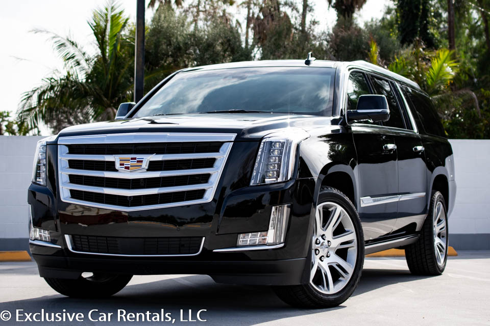 Full Size Suv Rental >> 2015 Cadillac Escalade Esv Suv Rental In Los Angeles And
